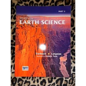 Earth Science Part 2 Textbook